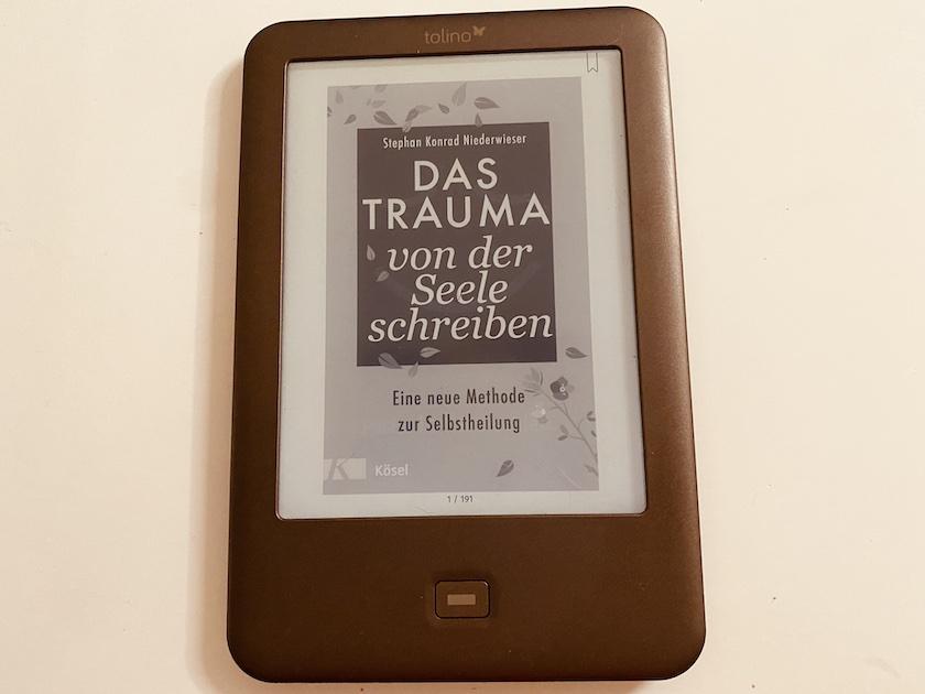 Stephan K. Niederwieser prägt in diesem Buch den Begriff Heilschreiben.
